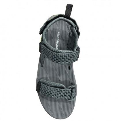 Neckermann Men's Raptor Core Sport Sandals - Black/Grey