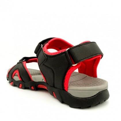Neckermann Men's Welch Double Strap Sport Sandals - Navy/Black