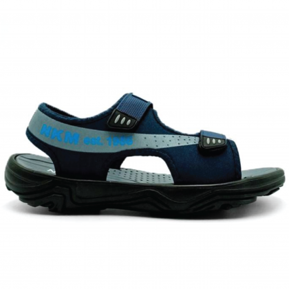 Neckermann Men's Nexus Lightweight Sports Sandals - Grey/Navy